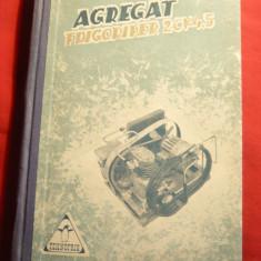 Carte Tehnica - Agregat Frigorifer tip 2CV-4, 5 1961 - Tehnofrig Cluj