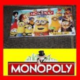 Monopoly Minions In Limba Romana - Joc board game