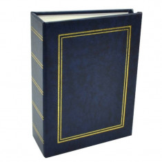 Album foto Procart clasic de buzunar format 10x15 100 poze Albastru