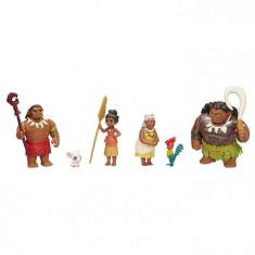 Set Figurine Moana Small Figure Multipack Disney