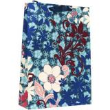 Punga cadou cu imprimeu floral, XL