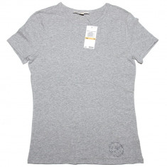 Tricou MICHAEL KORS - Tricouri Dama, Femei - 100% AUTENTIC - Tricou dama, Marime: S, Culoare: Gri, Cu aplicatii, Maneca scurta, Casual