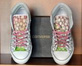 Cumpara ieftin Adidasi CONVERSE All Star Padded ORIGINALI custom handmade masura 43 Unicat