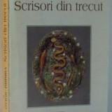 SCRISORI DIN TRECUT de OVIDIU DRIMBA, 1997 *DEDICATIE