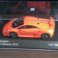 Macheta Lamborghini Sesto Elemento 2010 - NOUA, Whitebox 1:43 (White Box) - Macheta auto