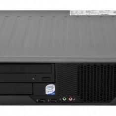 Fujitsu Esprimo E7935 Intel C2D E8500 3.16 GHz 4 GB DDR 2 250 GB HDD DVD-ROM SFF Windows 10 Home