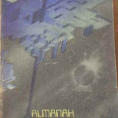 Almanah Anticipatia 1989 - Colectiv, 398010 - Carte SF