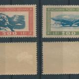 1946 Romania, LP 198 - Tineretul Progresist, P.A.-MNH - Timbre Romania, Nestampilat