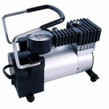 Pompa electrica metalica RoGroup, 12V, 10 bari
