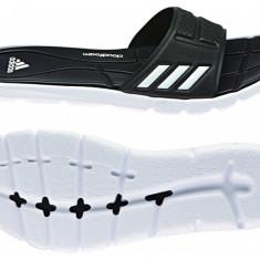 Slapi, Papuci Adidas AdiPure CloudFoam-Slapi originali, Papuci Plaja BB4558 - Papuci dama Adidas, Culoare: Din imagine, Marime: 37, 37.5, 38, 39