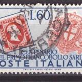 Italia 1951 - 100th Sardinia