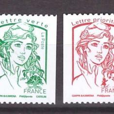 Franta 2016 - uzuale, Marianne, neuzate