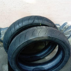 Cauciucuri, anvelope de vanzare 120/70 R18 fata, 160/60 R17 spate