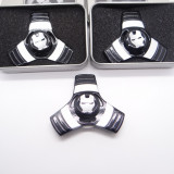 Fidget Spinner metalic model nou / IRON MAN spinners / antistre