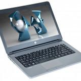 """HP Probook MT41 14"""" LED backlit AMD A4 5150M 2.70 GHz 4 GB DDR 3 SODIMM 240 GB SSD Fara unitate optica Webcam 3G Windows 10 Home - Laptop HP"""