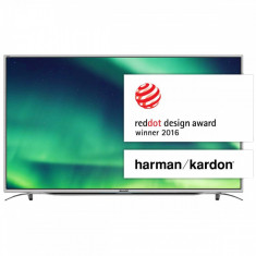 Televizor LED Smart Sharp LC-55CUF8372, 139 cm, 4K Ultra HD, Smart TV