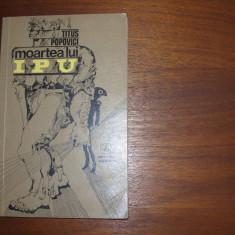 MOARTEA LUI IPU ( carte foarte rara ) *