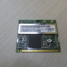 Placa wireless Dell Latitude D600 Produs functional Poze reale 0331DA