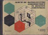 Album de reprezentari axonometrice in desenul industrial Nitulescu, Precupetu
