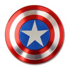 Fidget Spinner Captain America Metalic iUni SM6, Ultrarapid