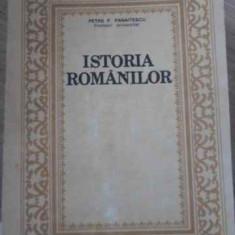 Istoria Romanilor - Petre P. Panaitescu, 397922 - Carte Istorie