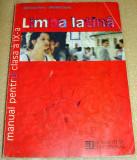 Limba Latina - manual clasa a IX a - Parvu / Duna