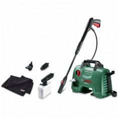 Aparat de spalat cu presiune Bosch AQT 33-11 Car Wash Set 1300 W 110 bari Verde - Masina de spalat cu presiune