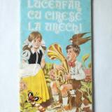 LUCEAFAR CU CIRESE LA URECHI - ION CRINGULEANU { bogat ilustrata } ( Sif )
