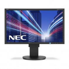 Monitor LED IPS NEC MultiSync EA234WMi 23 inch 6 ms Black, HDMI, 1920 x 1080