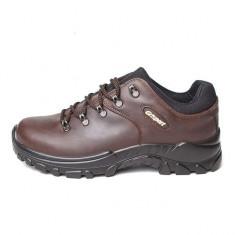 Pantofi pentru barbati din piele naturala, marca Grisport (GR10308D104G) - Pantofi barbat Grisport, Marime: 40, 41, 42, 43, 45, Culoare: Maro