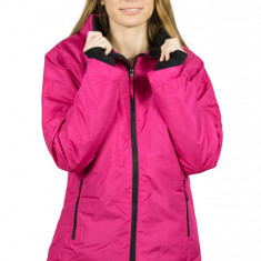 Jacheta roz pentru Ski / Snowboard de dama, Double Speed