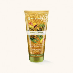Gel de duș gomant Mango & Coriandru PLAISIRS NATURE - dama - 200 ml - Gel de dus Yves Rocher