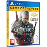 Joc PS4 The Witcher III: Wild Hunt Game Of The Year Edition