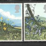 Anglia. 1979 Flori de primavara  KZ.2