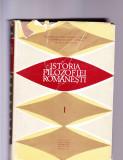 ISTORIA FILOZOFIEI ROMANESTI VOL 1