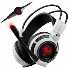 Casti gaming Somic Gaming Over-Head G941 Black-White - Casca PC Somic, USB