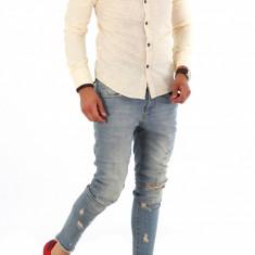 Camasa - camasa barbati - camasa slim - camasa fashion - cod 8683, Marime: M, XL, XXL, Culoare: Din imagine, Maneca lunga