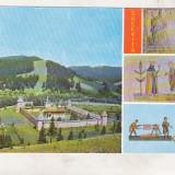 Bnk cp Sucevita - Vedere - uzata - Carte Postala Bucovina dupa 1918, Necirculata, Printata