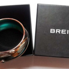 Bratara Breil Milano Secretly Verde - Bratara Fashion