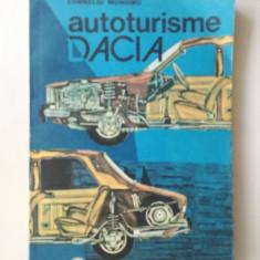 AUTOTURISME DACIA - DIAGNOSTICARE, INTRETINERE, REPARARE - C. MONDIRU ( Sif )