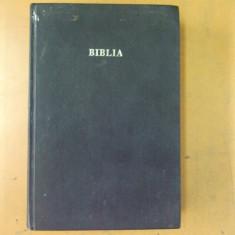 Biblia sau Sfanta Scriptura Vechiul si Noul Testament 1989 traducere Cornilescu