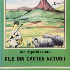 FILE DIN CARTEA NATURII - Ion Agarbiceanu
