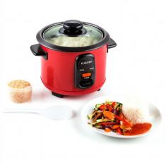 Klarstein Osaka 0, 6 litri Rice Cooker cu functie de incalzire - Aparat Gatit Aburi