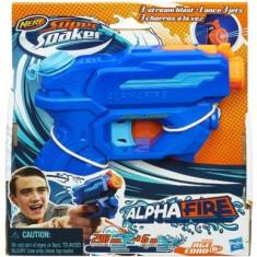 Pistol Cu Apa Nerf Supersoaker Alphafire Hasbro