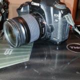 Vand/Schimb Canon 5D Mark II, 5DMk2, (Canon EF 28-80mm, extras, cutie) - DSLR Canon