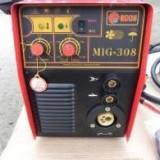 Invertor de sudura, Invertor EDON MIG/MAG + MMA 308A