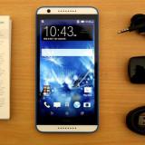 Htc Desire 820 dual sim nou in cutie / alb / neverlocked - Telefon mobil HTC Desire 816, Neblocat