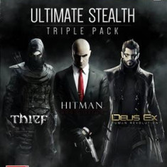 Ultimate Stealth Triple Pack Xbox360