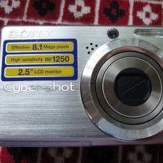 SONY DSC-S780 8.1Mp Aparat foto perfect fuctional - Aparat Foto compact Sony