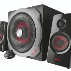 Sistem audio 2.1 Trust GXT 38 120W - Boxe PC